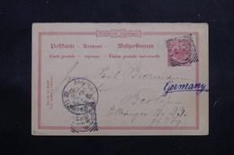 ALLEMAGNE - Entier Postal Réponse De Londres Pour Berlin En 1897 - L 55074 - Ganzsachen