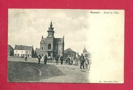 C.P. Ransart = Hôtel  De  Ville - Charleroi