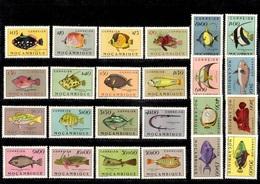 Mozambique YT N° 387/410 Neufs ** MNH. TB. A Saisir! - Mozambique