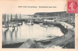 56 - Port-Tudy - Un Beau Panorama Des Deux Ports - France