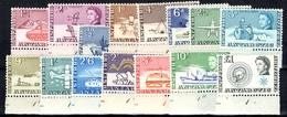 Antarctique Britannique YT N° 1/15 Neufs ** MNH. TB. A Saisir! - Territoire Antarctique Britannique  (BAT)