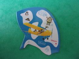 Magnet Brossard Savane Iqaluit Igloo Avion Plane Flugzeug Aereo Iglù Iglu - Tourisme