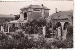 """SOSPEL  (A.M.)  Hôtel-Restaurant-Bar  """" CHEZ ROSY """" - Sospel"""