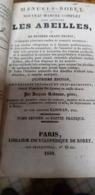 Livre Ancien Tome 2 Manuel RORET POUR GOUVERNER LES ABEILLES  APICULTURE Ruche Abeille Rucher Cire Miel - 1801-1900