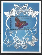 GRENADA GRENADINES  1989 BUTTERFLIES  MNH - Butterflies