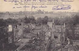 51 MAURUPT. GUERRE 1914-18 BATAILLE DE LA MARNE.LES TUILERIES + TEXTE DU 17 JUIN 1916 - Guerre 1914-18