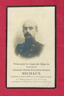Rebecq  Rognon  =  Souvenir Pieux  :  Michaux Charles-Marie-François-Joseph - Non Classificati