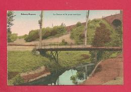C.P. Rebecq Rognon = La  SENNE Et Le Pont  Rustique - Rebecq