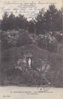 51 LE GRAND HAMEAU (ENVOYÉ DU) . BINSON. LE PRIEURE.COUR INTÉRIEURE.+ TEXTE MILITARIA DU 30 AOÛT 1915 - Guerre 1914-18