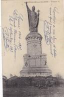 51 LE GRAND HAMEAU (ENVOYÉ DU) . CHATILLON SUR MARNE. URBAIN II..CARTE SUPPORT DE TEXTE MILITARIA DU 8 SEPTEMBRE 1915 - Guerre 1914-18