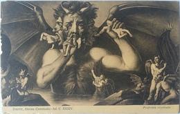 V 72080 - Dante - Divina Commedia - Inferno - Autres