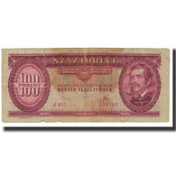 Billet, Hongrie, 100 Forint, 1975, 1975-10-28, KM:171e, TB - Hongrie