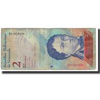 Billet, Venezuela, 2 Bolivares, 2007, 2007-03-20, KM:88a, TB - Venezuela