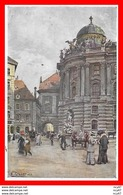 CPA Illustrateur E. Graner.  Wien, Burg, Michaelerplatz...CO 959 - Autres Illustrateurs