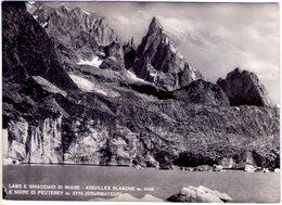 Lago E Ghiacciaio Di Miage (Ao). Bella Affrancatura Trivalori. - Italy