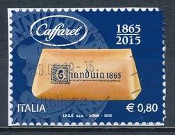 °°° ITALIA 2015 - CAFFAREL GIANDUIA °°° - 6. 1946-.. Republic