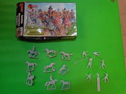 Figurines1/72 MARS 72040 Swedish Mercenaries Dragoons - Small Figures