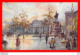 """CPA Raphael Tuck Et Fils """"Oilette"""". LONDRE  Hyde Park Corner, London...CO1152 - Illustrateurs & Photographes"""