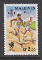MALDIVAS, USED STAMP, OBLITERÉ, SELLO USADO. - Maldives (1965-...)