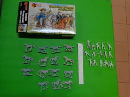Figurines1/72 MARS 72036 Swedish Heavy Cavalry - Small Figures