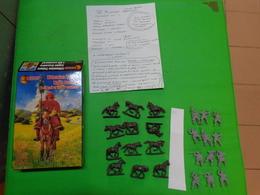 Figurines1/72 MARS 72055 Lithunian Tatars Light Cavalry - Figurines