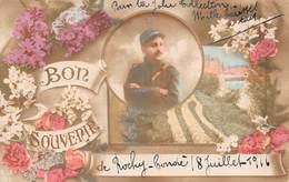 60 - Rochy-Conde - Bon Souvenir - 1 Beau Portrait - France