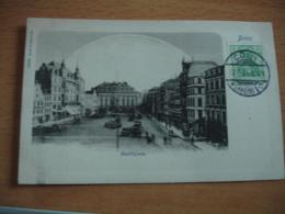 Cpa 1904 Bonn  Markplatz - Bonn