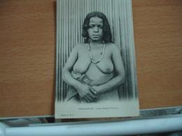 Femme Nue Nu Feminin Madagascar  Jeune Femme Sihanka - Etnisch Naakt