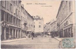 71. MACON. Place Poissonnière - Macon