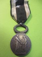 Médaille/République Française/Minist.Travail Et Prév. Sociale/Soc De Secours Mutuels/O.ROTY / Vers 1910-1930    MED318 - France