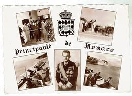 MONACO Ball Trap / Tir Au Pigeon / Inauguration Par Le Prince Rainier III - Monaco