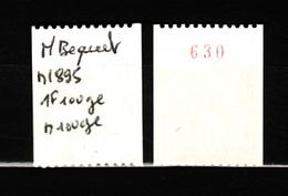 BEQUET  N 1895 N Rouge N**  AF 185 - 1971-76 Marianne (Béquet)