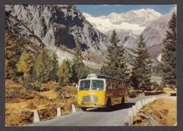 95820/ AUTOCARS, Autocars Postaux Suisses, Schweizer Alpenpost, Grimsel - Busse & Reisebusse