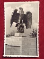 Propagandakarte WW2 Hoheitszeichen Im Luitpoldhain Nürnberg 1935 - Guerra 1939-45