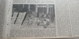 SETTIMANA INCOM 1953 MONCALVO MONFERRATO MONCALIERI CASTEL DI CASIO CAPRI CONTRADA AVELLINO CAMOGLI GENZANO - Libri, Riviste, Fumetti