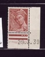 MERCURE N 416A N** AF 195 - 1930-1939