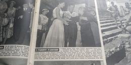 SETTIMANA INCOM 1953 PAGANICA FORMIA POZZUOLI COMACCHIO PALMI CALABRO VARAPODIO - Sonstige