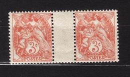 BLANC N 109 N** AF 244 - 1900-29 Blanc