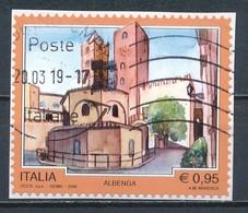 °°° ITALIA 2016 - ALBENGA °°° - 6. 1946-.. Republic