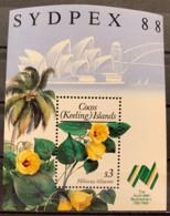 COCOS ISLANDS - MNH** - 1988 - # 199 - Cocoseilanden
