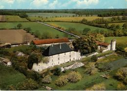 16 - BENEST - CHÂTEAU D'ORDIÈRE - VUE AÉRIENNE - France