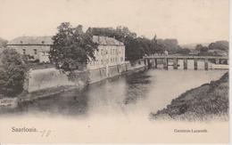 ALLEMAGNE - SAARLOUIS - GARNISON LAZARETH - NELS SERIE 600 N° 10 - Kreis Saarlouis