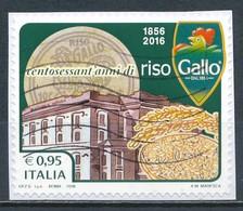°°° ITALIA 2016 - RISO GALLO °°° - 2011-...: Usati
