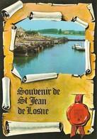 21 Saint Jean De Losne Pardon De La Batellerie (2 Scans) - Other Municipalities