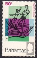 Bahamas 1968 / Water Skiing / Mi 280 / MNH - Sci Nautico