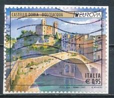 °°° ITALIA 2017 - EUROPA CASTELLO DORIA - DOLCEACQUA °°° - 6. 1946-.. República