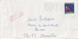 TP Joyeux Noël De 1992. Faux De Marseille. (curiosité) - 1961-....