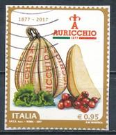 °°° ITALIA 2017 - AURICCHIO °°° - 6. 1946-.. Republic