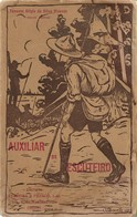 Lisboa - Auxiliar Do Escuteiro, 1935 - Escutas - Escutismo - Escuteiros - Scouting - Scoutisme - Scouts - Portugal - Books, Magazines, Comics