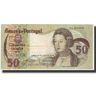 Billet, Portugal, 50 Escudos, 1968, 1968-05-28, KM:174a, SUP - Portugal